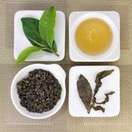 High Mountain Heritage Dong Ding Oolong Tea, Lot 587 from Taiwan Tea Crafts