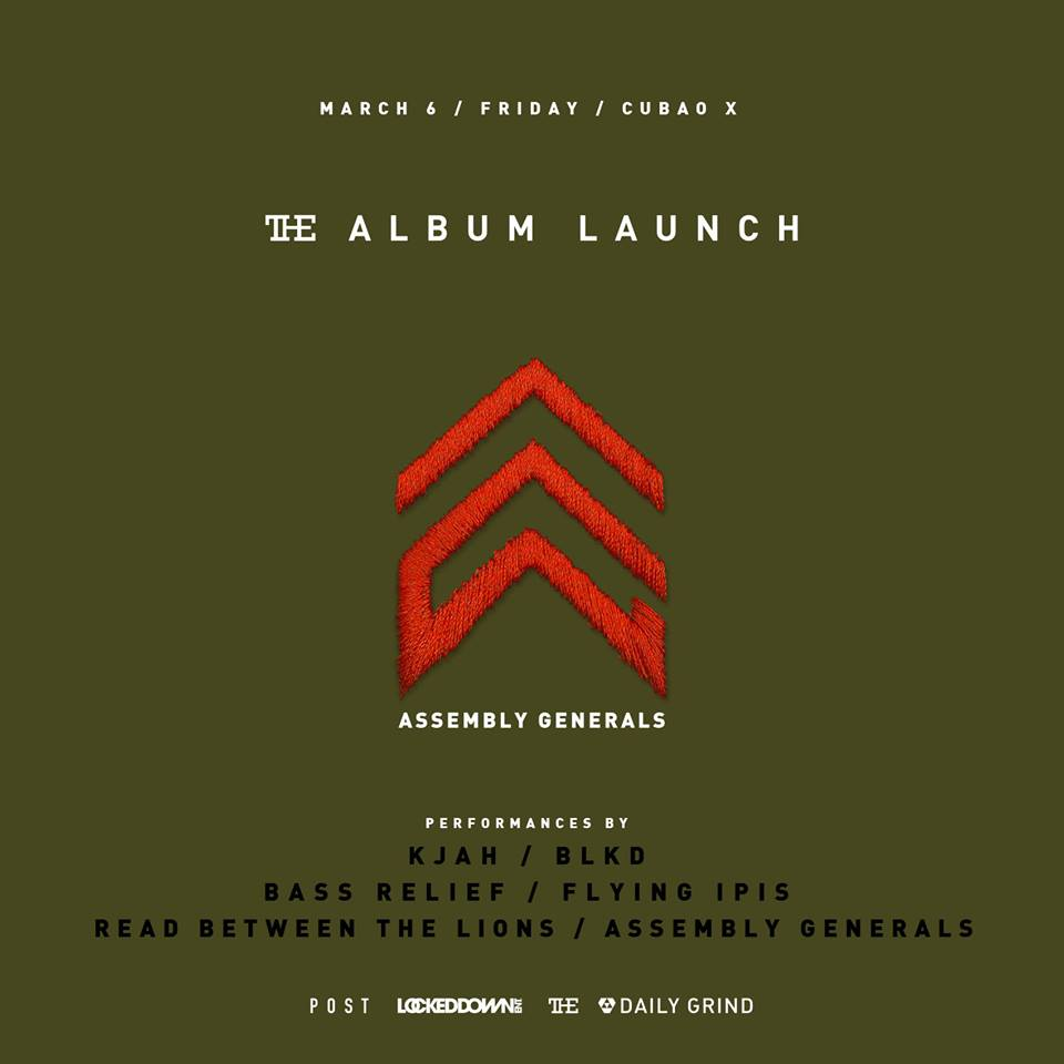Assembly Generals: The Album Launch