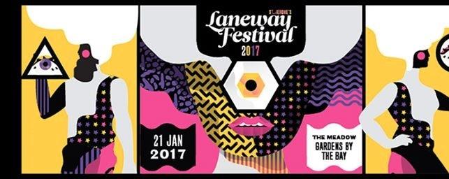 ST. JEROME'S LANEWAY FESTIVAL SINGAPORE 2017