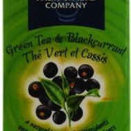 Green Tea & Blackcurrant from London Fruit & Herb Company