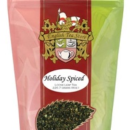 Holiday Spice Black Tea from English Tea Store