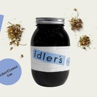 elderflower tea from Idler's Tea