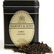 Amba Ceylon from Harney & Sons