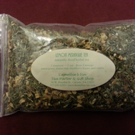Lemon Meringue Tea from Camellia's Sin Tea Parlor