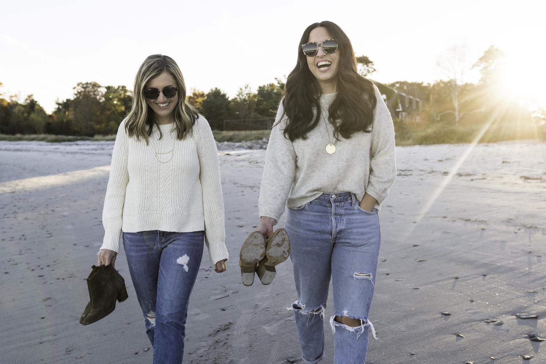 Bridget Shannon + Dana Barron