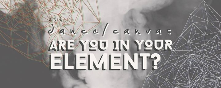 SCAPE dance/canvas 2016: Are You in Your Element?