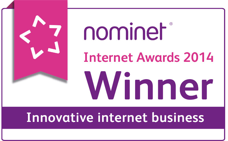 Nominet Internet Awards 2014 winners Innovative Internet Business