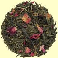Sencha Kyoto Cherry Rose Green Tea from Metropolitan Tea Company