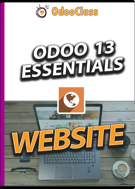 Odoo 13 Essentials - Website