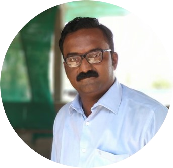 expert in dairy farming from Teplu Dr Shailesh