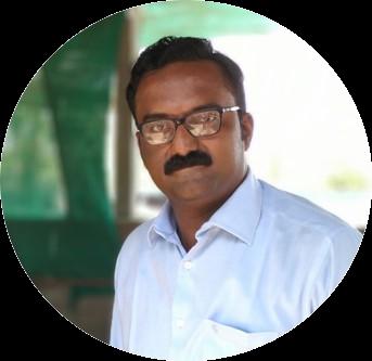 expert in dairy farming from Teplu Dr Shailesh