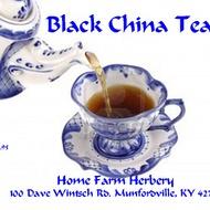 Black China Tea from Home Farm Herbery