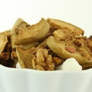 Apple Walnut Crisp from Fava Tea Co.