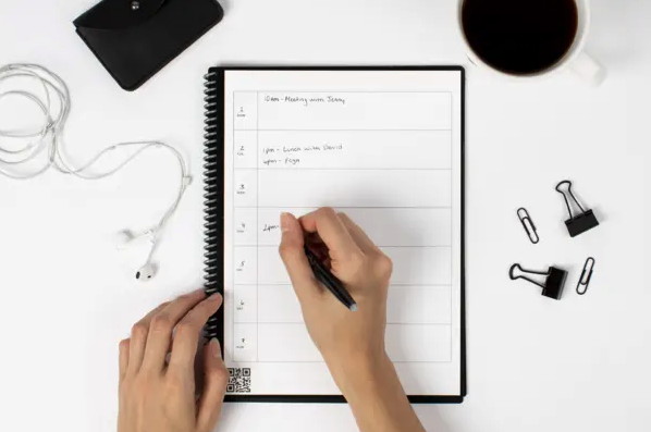 Sustainable Smart Notebooks