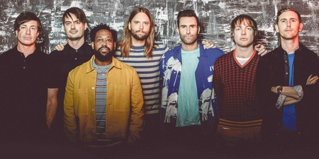 Maroon 5 announces #REDPILLBLUES Tour - stops in Singapore, Manila and Tokyo included