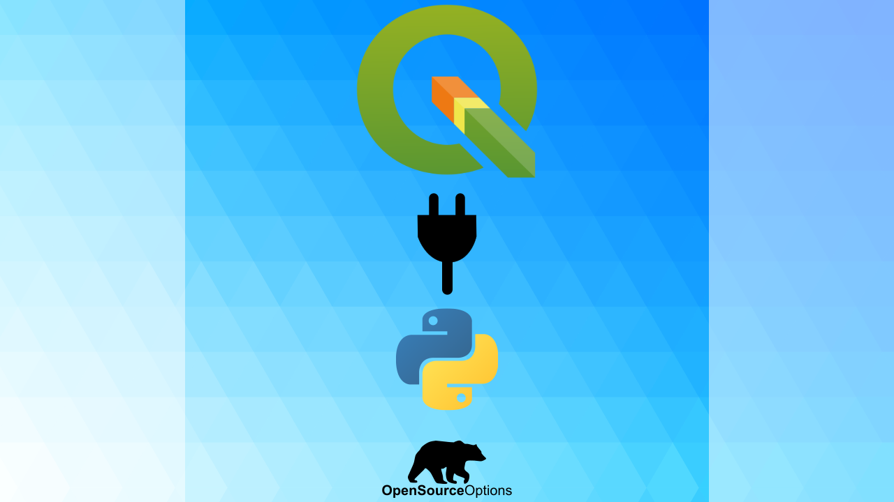 Develop Python Plugins for QGIS 3   OpenSourceOptions