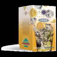 Lemon Ginger Green Iced Tea Powder from Stash Tea Company