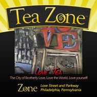 Love Tea - rooibos tisane made with organic ingredients from Little Green World - Tea