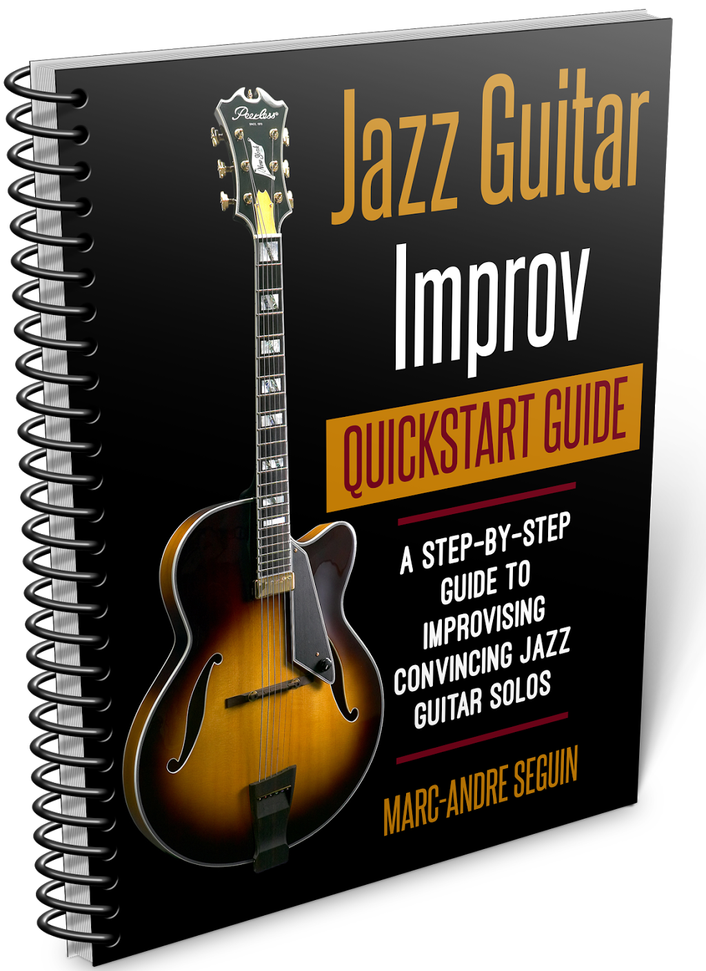 Jazz Guitar Improv Quickstart Guide