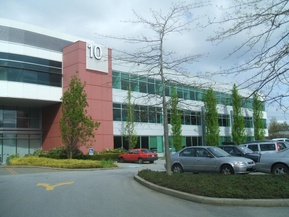 picture from Airport Executive Park - Building 10