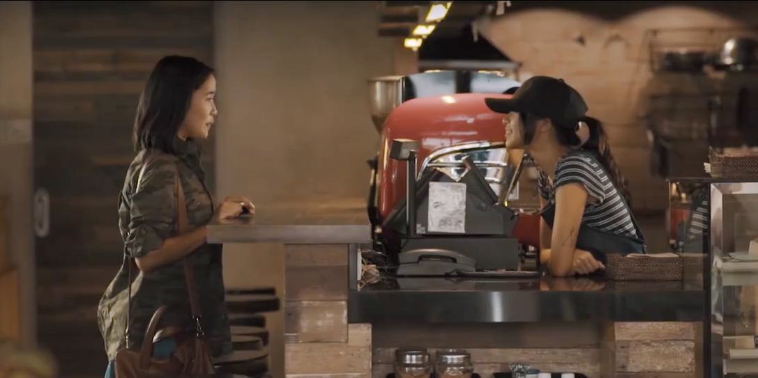 WATCH: Clara Benin's coffee shop music video 'Closure'