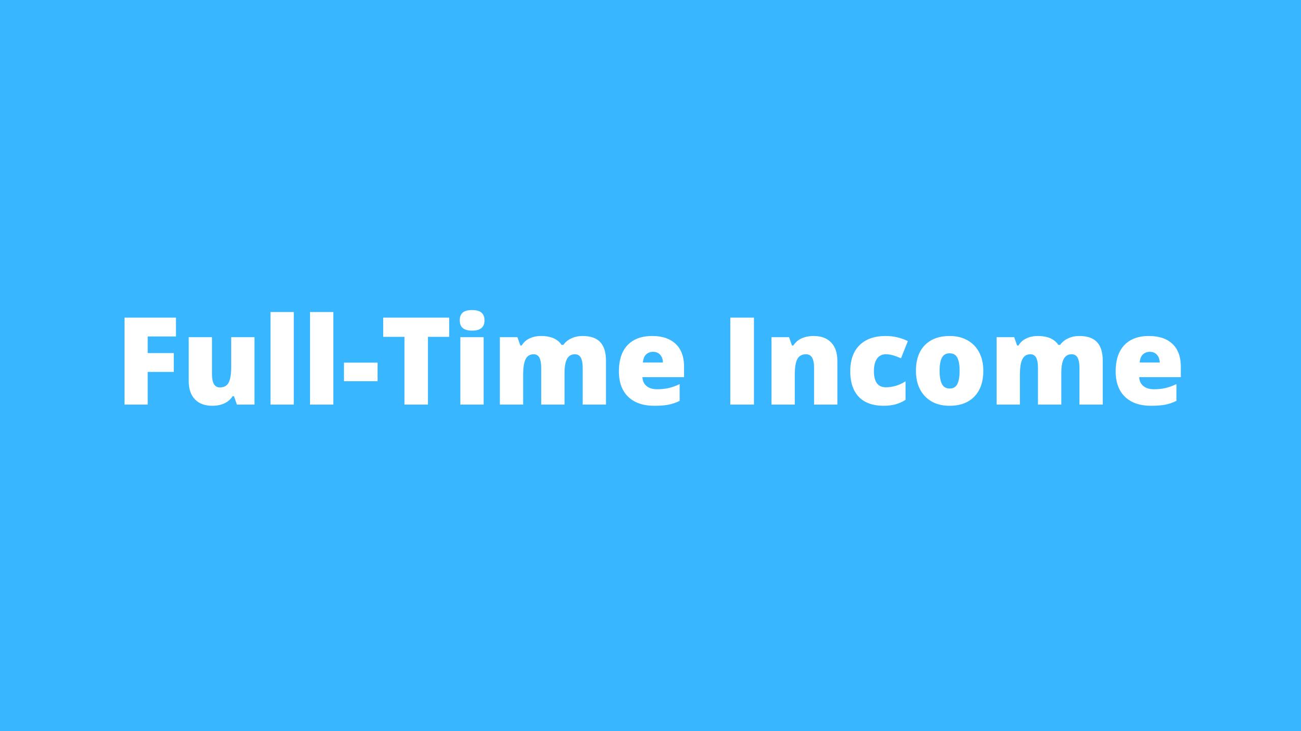 Full-Time Income - Ad Arbitrage Course 2020