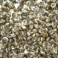 Certified Organic Jasmine Pearl Green Tea from JAS eTea
