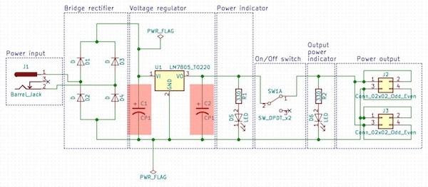 Using bypass/decoupling capacitors   Tech Explorations