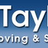 Taylor Moving & Storage Inc. | Pinckney MI Movers