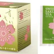 Sweet Sakura Green Tea from Tea Boutique
