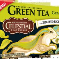 Gen Mai Cha Green Tea from Celestial Seasonings