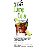 SBT: Lime Cola from Southern Boy Teas