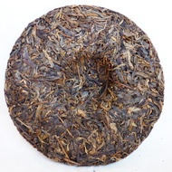 2004 Man Zhuan sheng pu-erh from Zhi Zheng Tea Shop