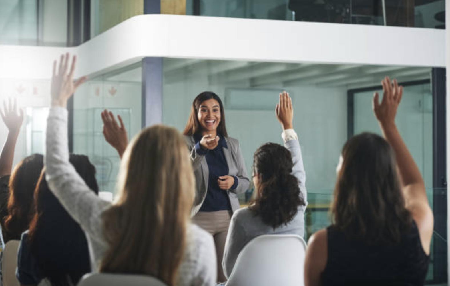 motivational speaker techniques