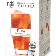 Pure Iced Tea from Rishi Tea