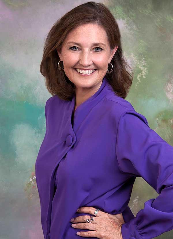 Author MK Mueller