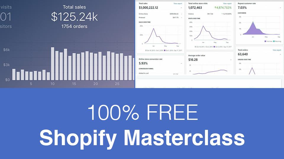Shopify Masterclass   Dropship Academy