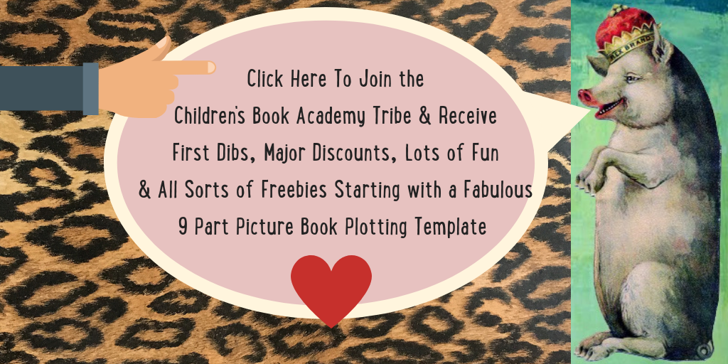 Join the Children's Book Academy Tribe and Receive WOnderful Goodies