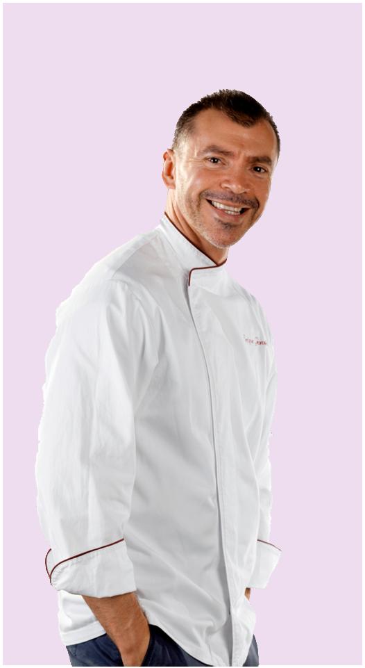 Chef José Enrique González