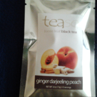 Ginger Peach Cinnamon (formerly Ginger Darjeeling Peach) from Tea Guys