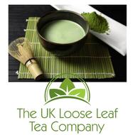 Matcha Green Organic Tea from The UK Loose Leaf Tea Company