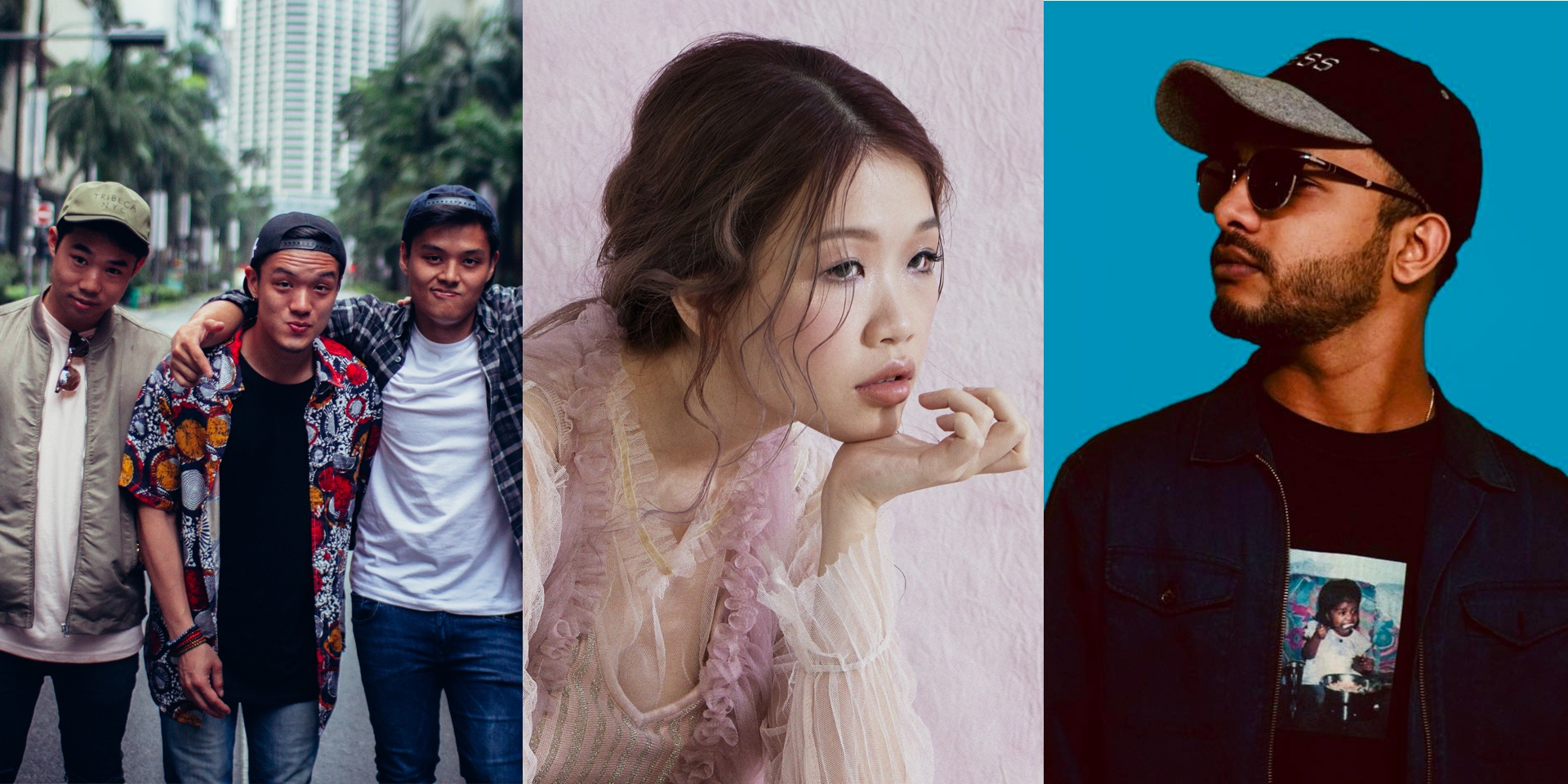 Umami Records launches live showcase with Linying, Astronauts and Nikhil Senan