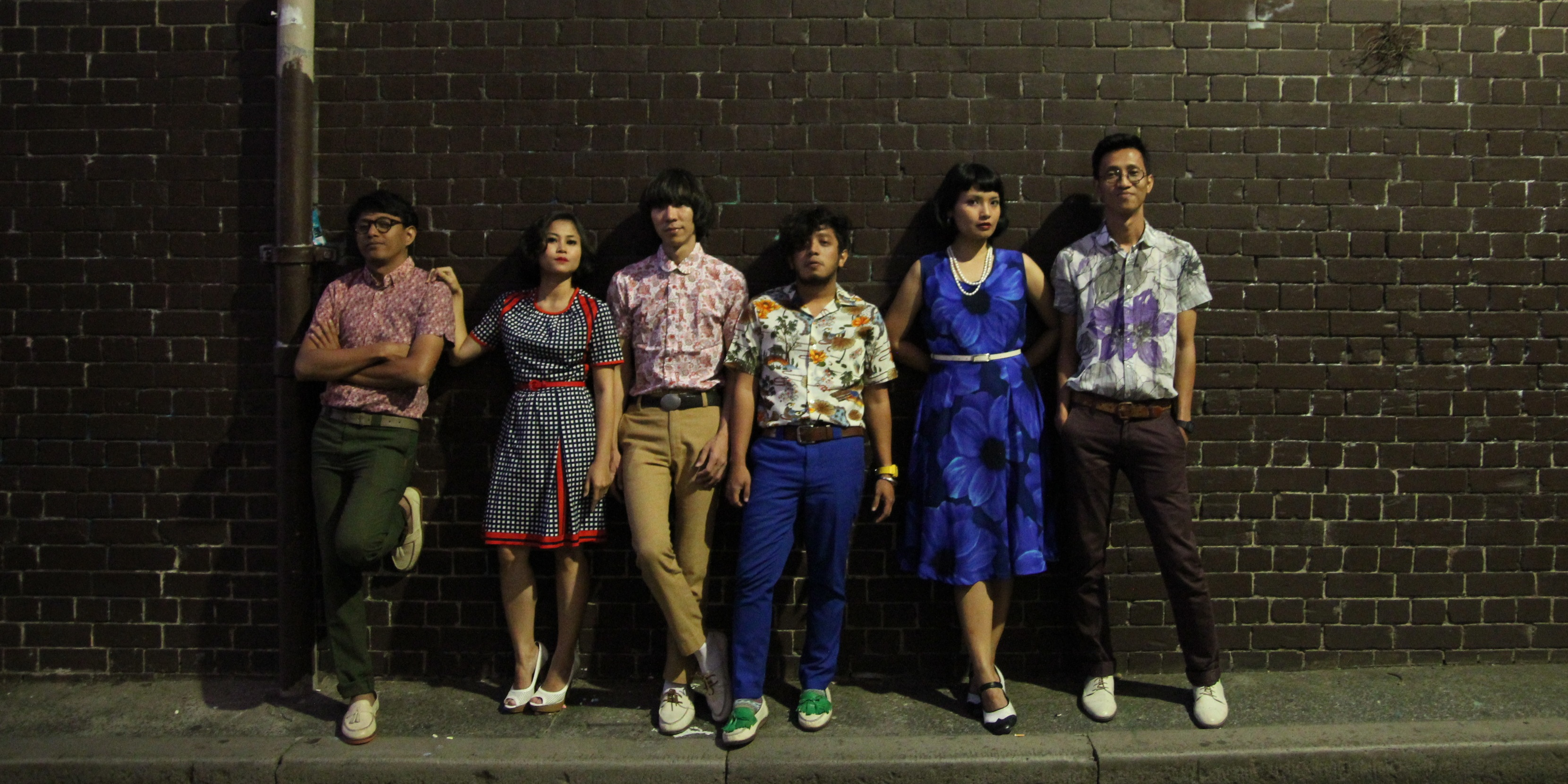 White Shoes & The Couples Company make their return to Singapore for a Bandwagon Nights special