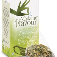 Lemongrass Lime & Ginger from Madame Flavour
