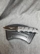 Boker Kalashnikov Automatic Black  01KALS74BK