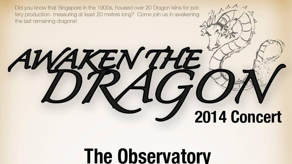Awaken the Dragon Festival 2014