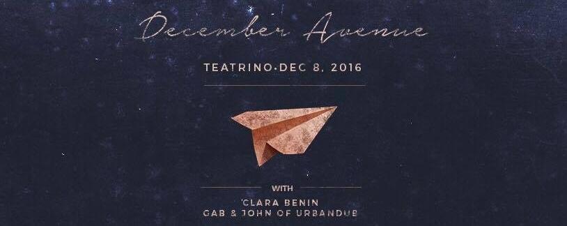 December Avenue Major Concert