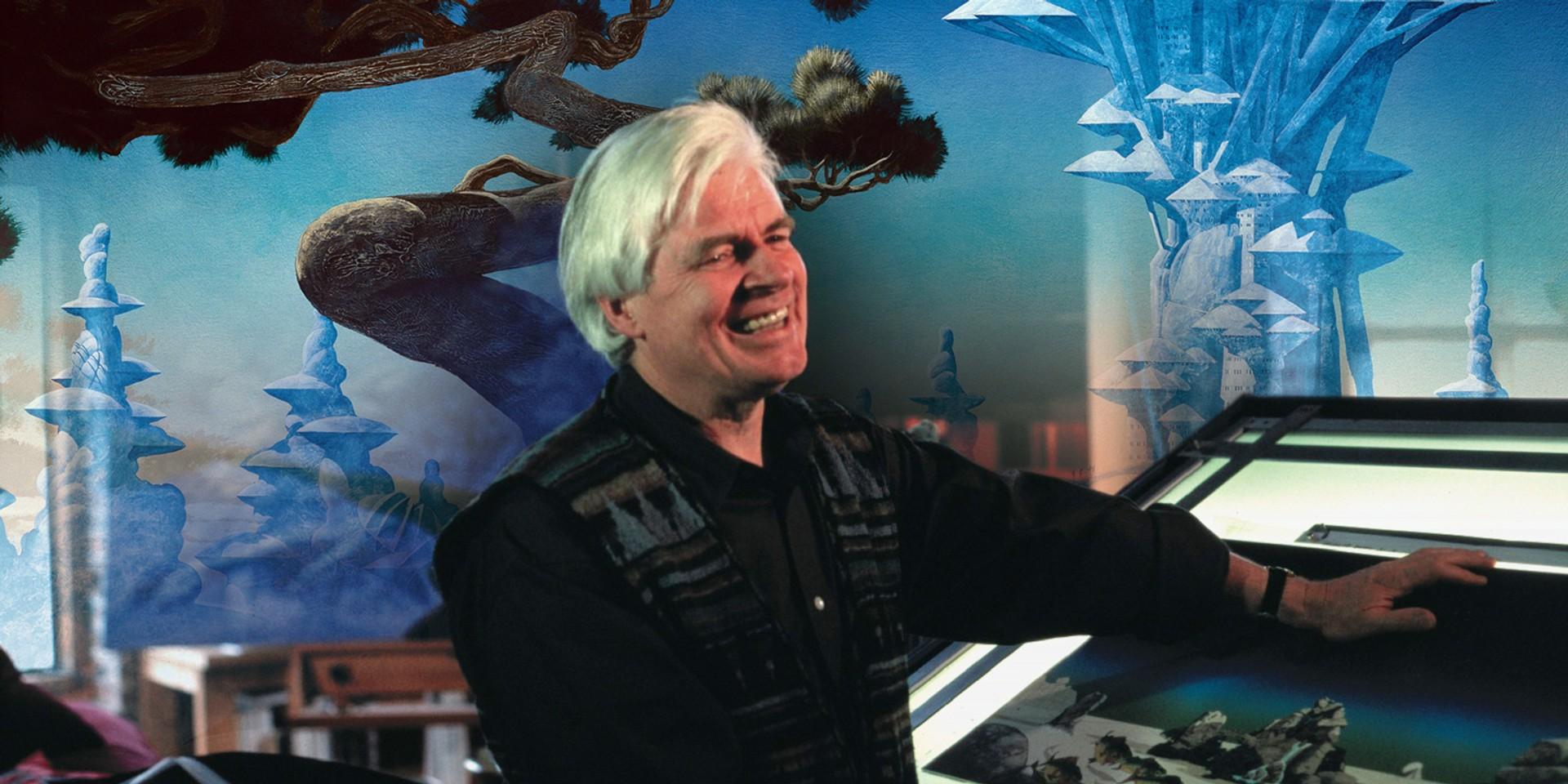 Veteran album artwork designer Roger Dean to showcase works in Singapore