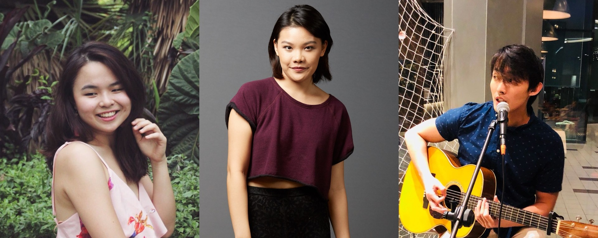 Our Singapore Dreams by Alyssa Lie, Nicholas Loo & Louisa Vilinne