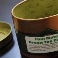 Fine Matcha Green Tea Powder from Aroma Tea Shop
